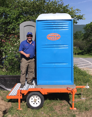 Luxury Portable Toilets For Weddings